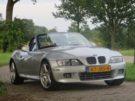 BMW Z3 van Robert