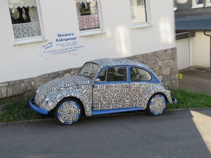 VW kever dealer