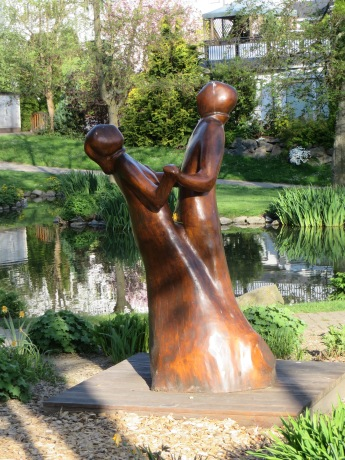 Kunst in park