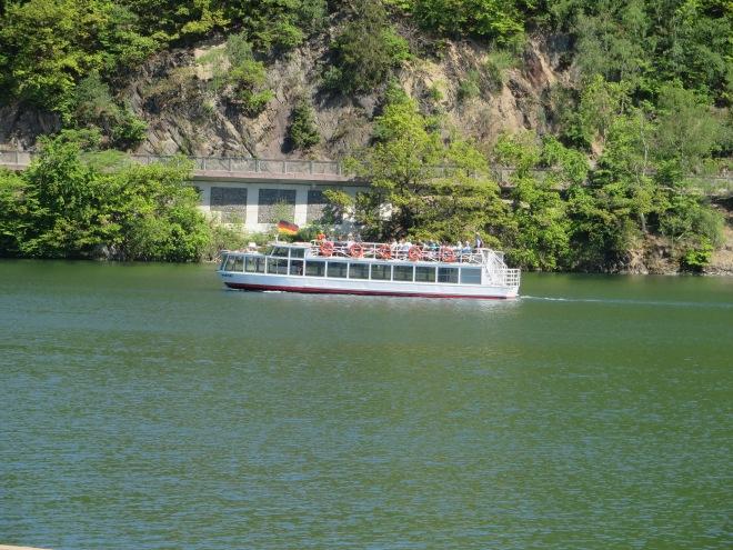 Bootje Diemelsee