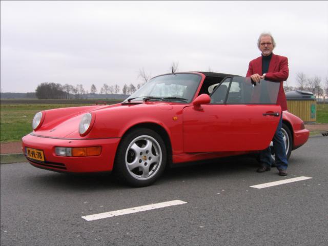 Porshe 964 carrera 2 cabrio
