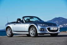 Mazda MX5. Trilogy 1989-1998-2005. Nice. 22-23-24/02/2014.