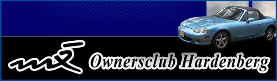 Banner mx5 weblog