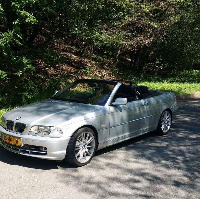 330i Rob en Monique